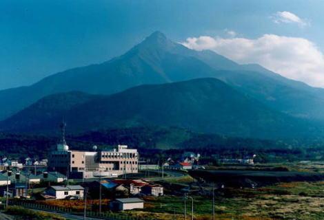 利尻富士町 - Rishirifuji, Hokkaido - JapaneseClass.jp